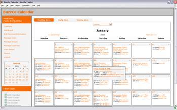 BuzzCo Calendar
