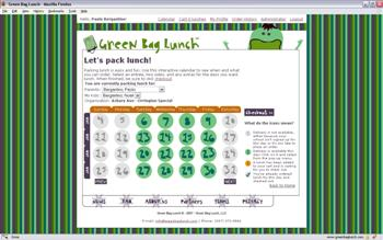 GreenBagLunch.com